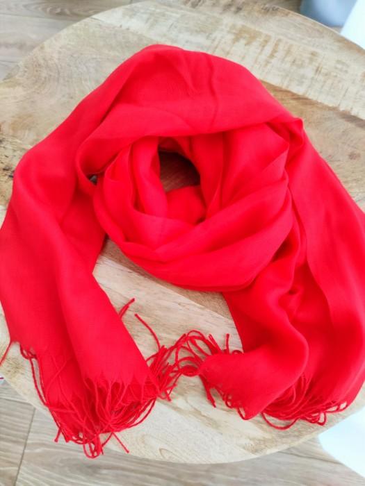 Šalikėlis raudonas