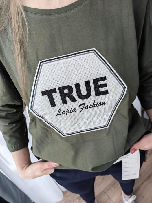 Palaidinė TRUE žalia