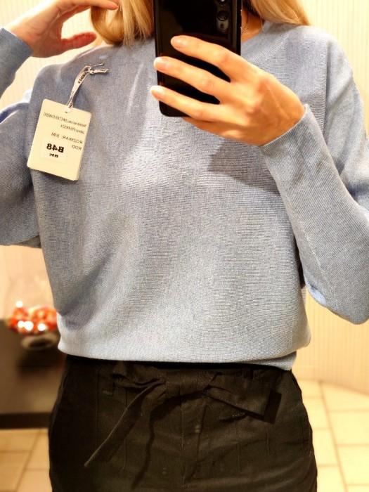 Megztinis žydras