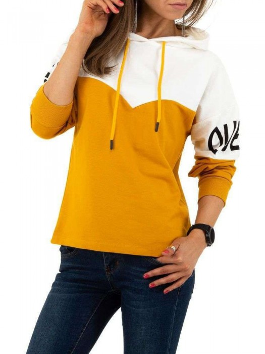 Džemperis geltonas